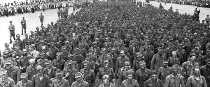 75 лет назад в Москве прошел «Парад побежденных»