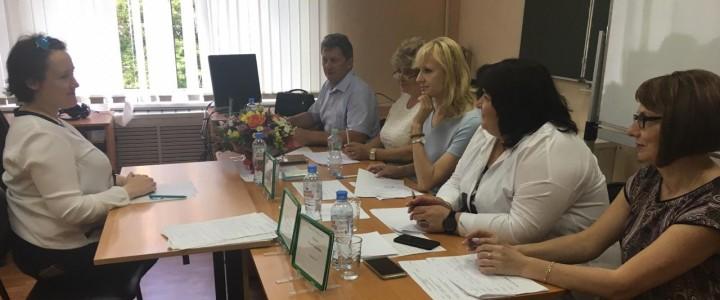 Государственная итоговая аттестация в Егорьевском филиале МПГУ