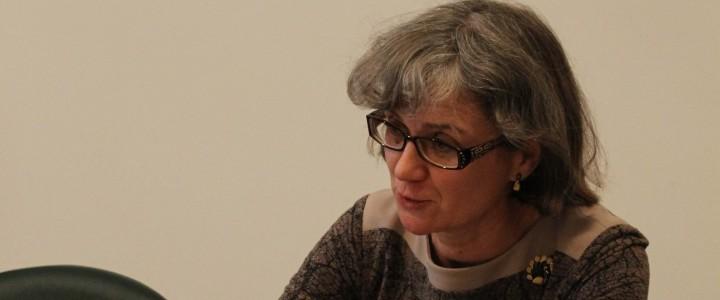 Проректор по учебной работе Елена Болотова: о традициях МПГУ и новых технологиях в образовании