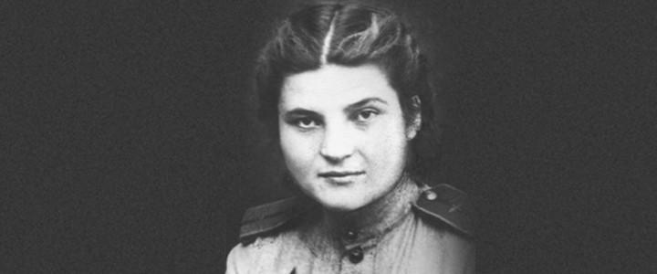 Бессмертный полк МПГУ: Герой Советского Союза Белик Вера Лукьяновна