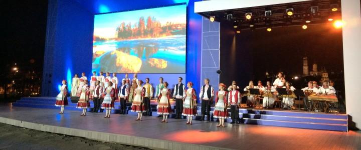 Не менее тысячи человек посетили площадки МПГУ за первые дни работы IV Фестиваля Русского географического общества!