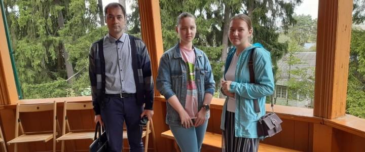Делегация Института филологии посетила Музей-усадьбу имени Ф. И. Тютчева и Музей-усадьбу М. М. Пришвина