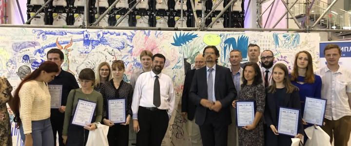 Выпускная работа студента ИФТИС  Беликова Ивана получила 1 место на конкурсе на лучший студенческий диплом «BE FIRST!»