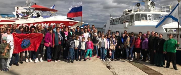 Активисты Анапского филиала приняли участие в митинге, посвященном Памяти Дмитрия Семеновича Калинина
