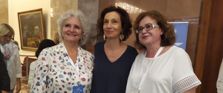Глобальные стандарты программ по медийно-информационной грамотности обсуждались в Белграде на международной встрече экспертов МИГ с участием Генерального секретаря ЮНЕСКО Одрэ Азуле