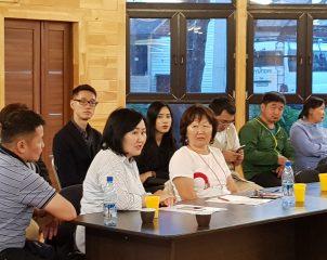 Преподаватели кафедры восточных языков приняли участие в международной конференции «Языки в полиэтническом государстве: развитие, планирование, прогнозирование»