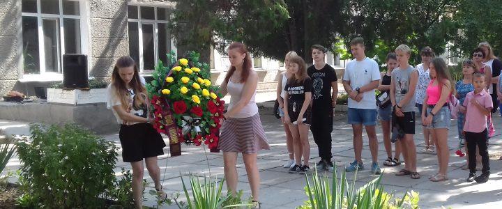 """Вахта Памяти """"Никто не забыт, ничто не забыто"""" в Керчи"""