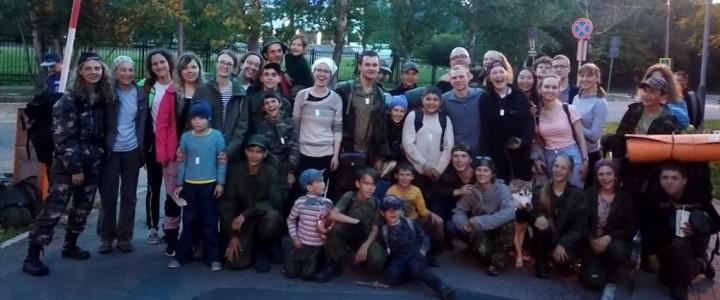 Молодежный патриотический слет «Союз-Селигер»