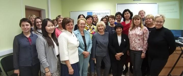 Cеминар «Практикум тьюторского сопровождения педагогической работы с детьми дошкольного возраста, для которых русский язык является неродным»