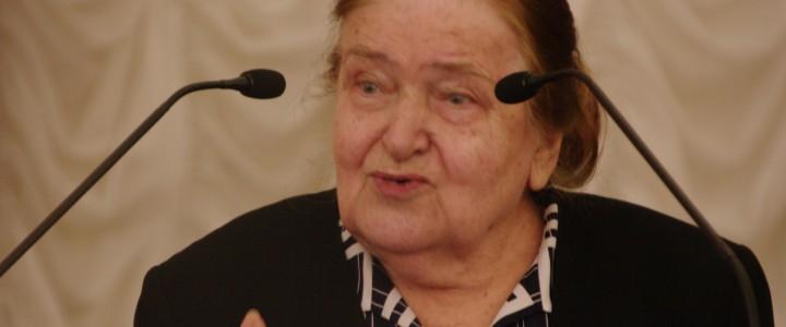 Cкончалась Тамара Фёдоровна Курдюмова