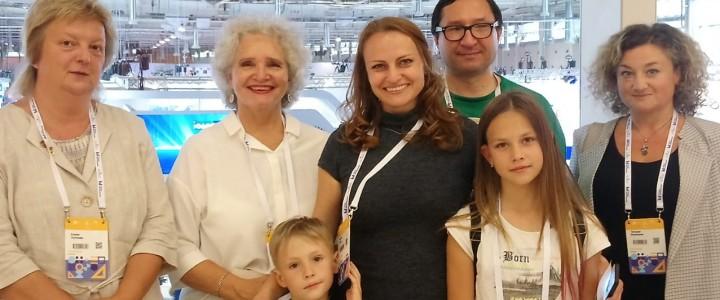 О медиаграмотности на площадке «Города образования» говорили с родителями эксперты ЮНЕСКО, психологи и педагоги
