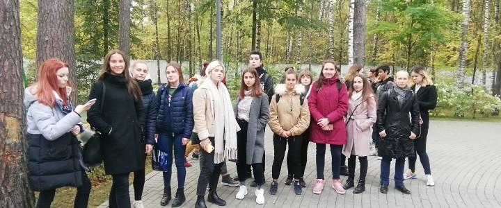 """Студенты факультета дошкольной педагогики и психологии посетили """"Чудо-Садик"""""""