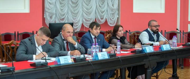В МПГУ прошел круглый стол «Эффективные механизмы профилактики экстремизма в образовательных организациях и молодежной среде»