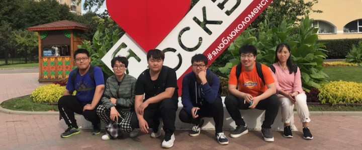 Закрытие Летних курсов  Института филологии для студентов  Хэбэйского университета иностранных языков
