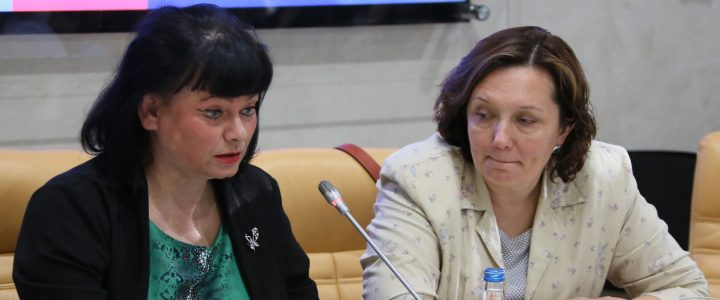 Представители Факультета дошкольной педагогики и психологии обсуждали вопросы взаимодействия образовательных организаций с общественностью в Общественной палате РФ