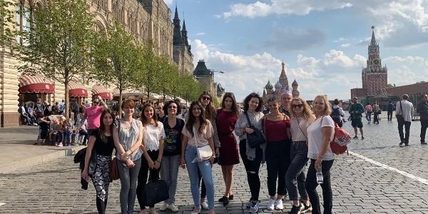 Экскурсии выходного дня для студенческой делегации из Болгарии