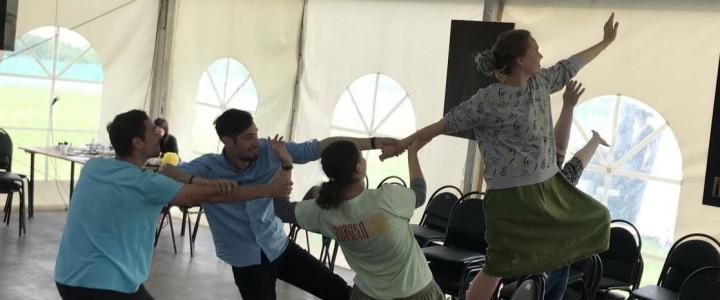 «Университетская суббота»: мастер-класс «Сценическая площадка. Как научиться учиться?»