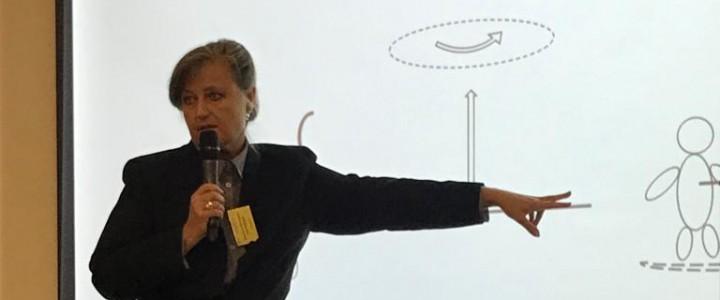 Лаборатория сценических практик на XII Международной конференции «Тьюторство в открытом образовательном пространстве: образовательная ситуация и тьюторская деятельность»