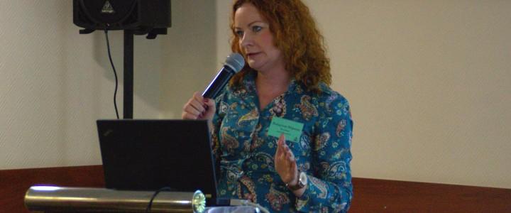Марина Юрьевна Чибисова на конференции  #PROподход: разные психологические школы в одном пространстве