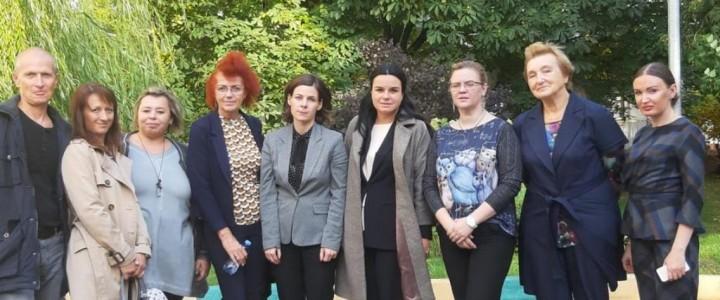 Российско-чешский диалог в Институте детства
