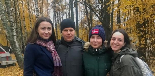 Культурно-краеведческое путешествие в г. Пушкино