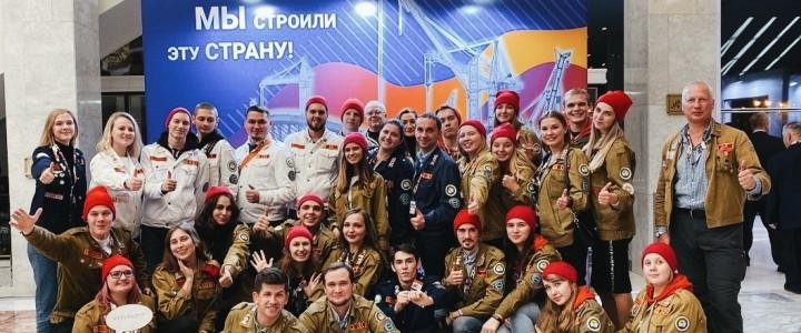 ВССО-60: слет глазами волонтеров штаба МПГУ