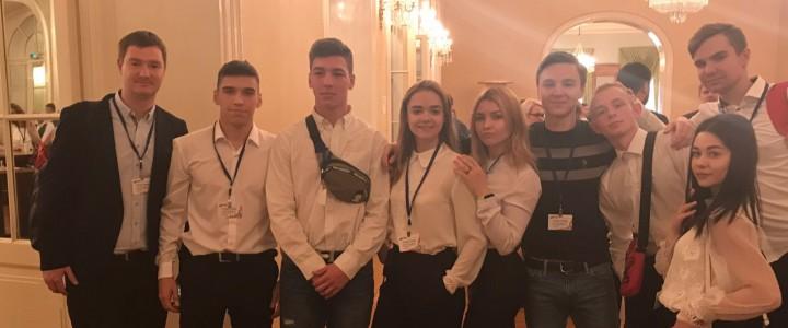 Студенты Института физической культуры, спорта и здоровья приняли участие в Первом Молодежном форуме «Будущее»