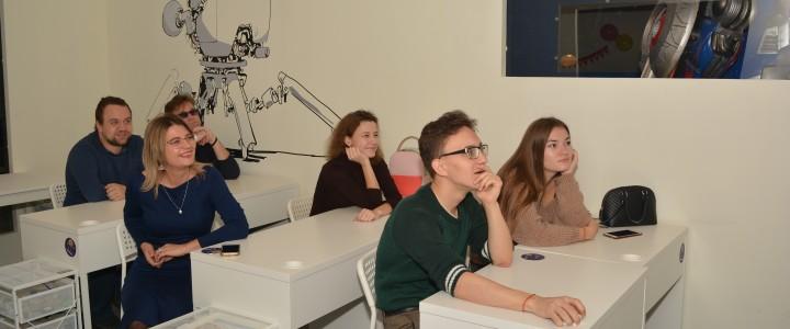 Студенты ИИиП на мастер-классе «3D-печать: проблемы и перспективы»