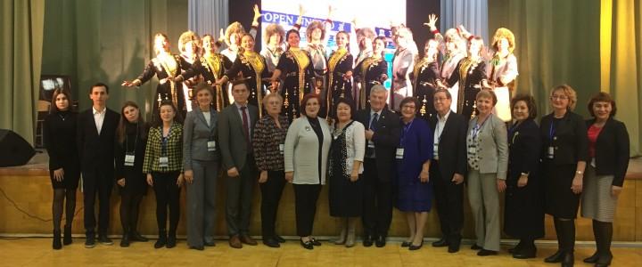 О подготовке в МПГУ специалистов в области национальных и религиозных отношений говорили на IV Евразийском гуманитарном форуме