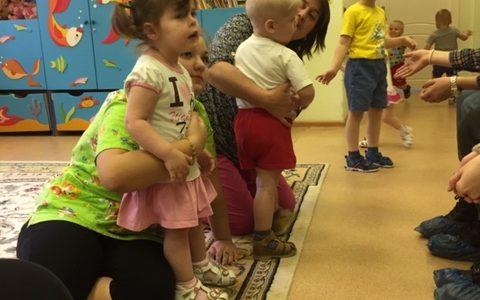 Студенты факультета педагогики и психологии в центре содействия семейному воспитанию «Соколёнок».