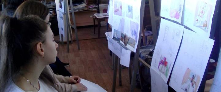 В Анапском филиале МПГУ открылся бесплатный кружок «Основы композиции»