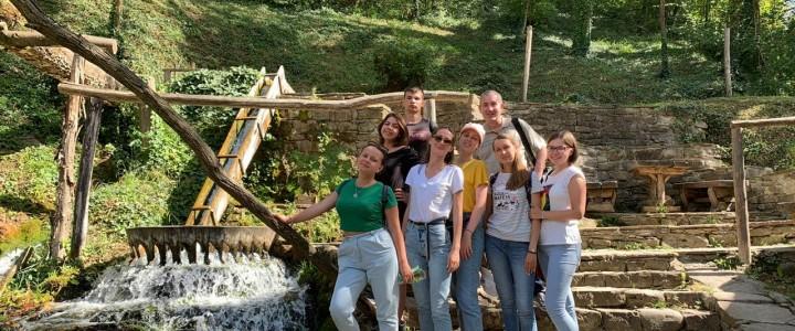 Стажировка студентов Факультета дошкольной педагогики и психологии в Велико-Тырновском университете в сентябре 2019 года