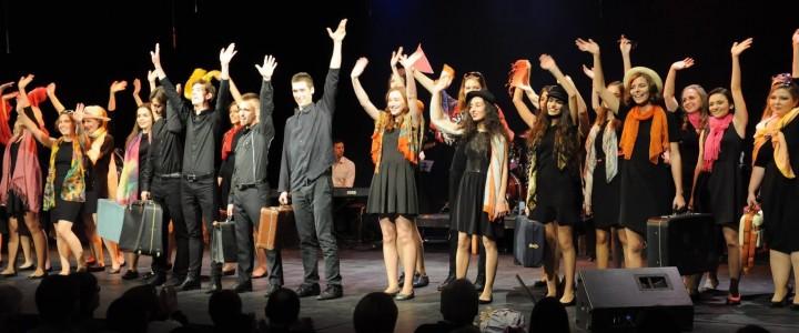 Концерт Хора французской песни имени Жоржа Брассенса