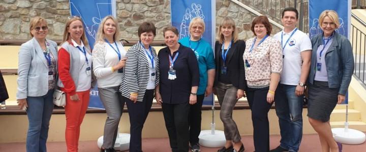 Делегация МПГУ приняла участие во Всероссийском форуме организаторов отдыха и оздоровления детей в МДЦ «Артек»