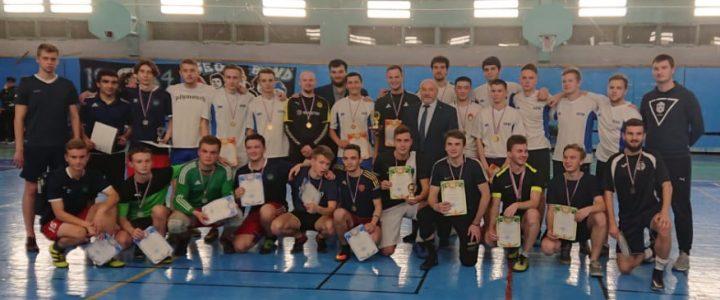 Сборная команда по футболу Факультета дошкольной педагогики и психологии – Бронзовый призер 2019 года!
