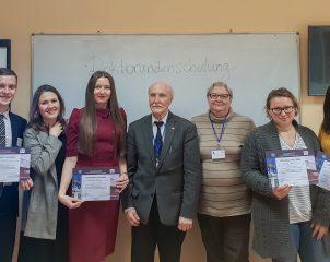 Аспиранты ИИЯ МПГУ – участники всероссийского семинара аспирантов-германистов в Коломне