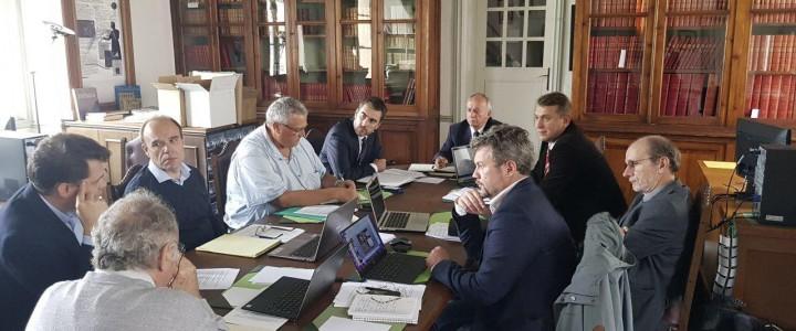 Российские и французские ученые обсудили направления совместных исследований в области физических наук