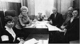Третья неделя ноября посвящена Памяти Т.И. Шамовой