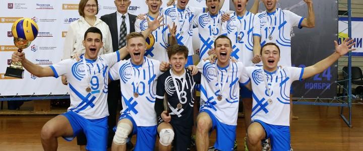 Финальный этап Кубка Студенческой волейбольной ассоциации