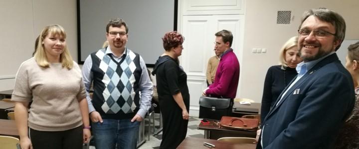 Координационная встреча по проектам «Живого права» в Московском государственном юридическом университете имени Кутафина (МГЮА) в рамках работы юридических клиник высших учебных заведений