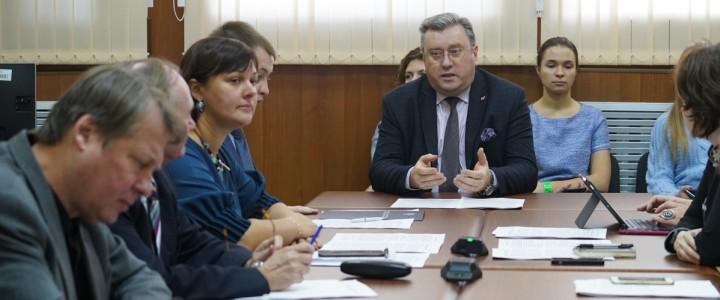 В МПГУ состоялся экспертный круглый стол, посвященный обсуждению концепции преподавания духовно-нравственной культуры народов России в школе