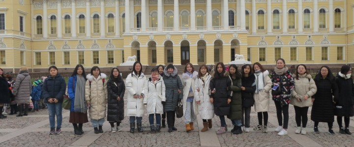 Экскурсионная поездка в Санкт-Петербург