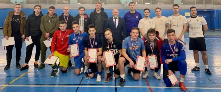 Завершился мужской Чемпионат ИФКСиЗ по мини-футболу.