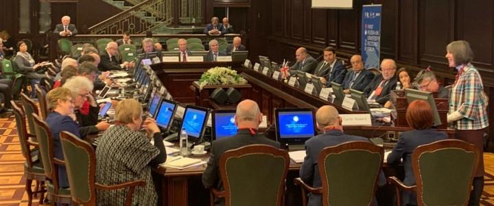 Ректор МПГУ принял участие в российско-британском форуме