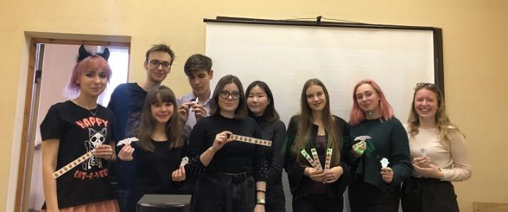 Хэллоуин в Институте математики и информатики с преподавателями ИМО