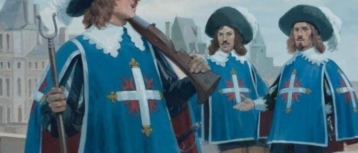Один за всех: лицеисты побывали на мюзикле о мушкетерах