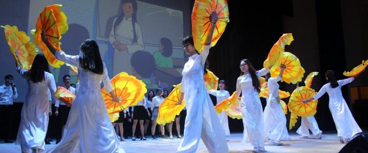 Благодарность от Союза вьетнамских студентов МПГУ