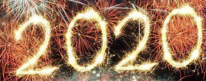 С Новым 2020 годом !