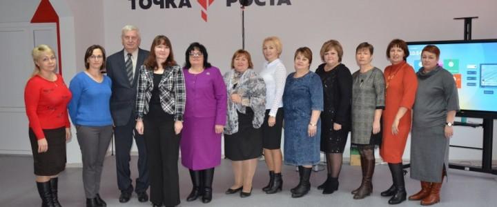 Сотрудники Сергиево-Посадского филиала МПГУ встретились с руководителями сельских школ и старшеклассниками
