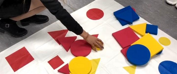 """Творческая мастерская """"Использование интерактивных игр VAY TOY в практике работы учителя-дефектолога"""" в Институте детства"""